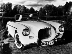 Volvo P1900 Sport '1956–57