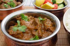 Bangladéš - Spicy Aloo Gosht (Spicy Potato with beef)