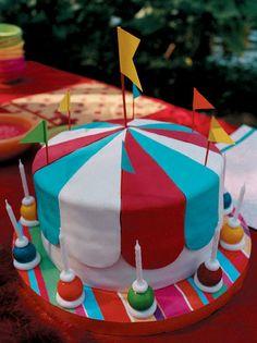 Carnival themed clown cakepops My Crafts Pinterest Clowns
