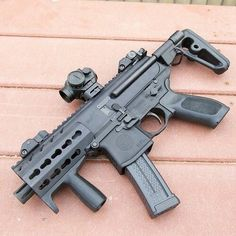 Sig Sauer MPX                                                                                                                                                      More