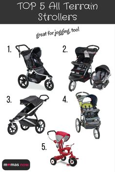 In order to walk safe & effortlessly with your baby anywhere, you need an all-terrain stroller that can handle anything. Here are your best choices