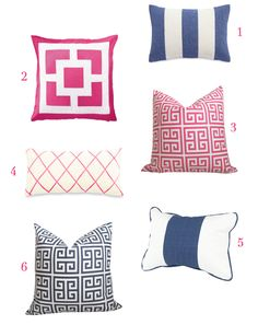 PICKING OUT PILLOWS… | Design Darling
