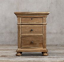 """St. James 24"""" Closed Nightstand"""