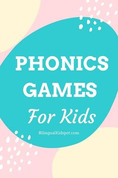 13 English Phonics Games for Kids | Reading Games Kids will Love