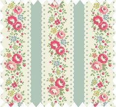 Pretty Cath Kidston print fabric.