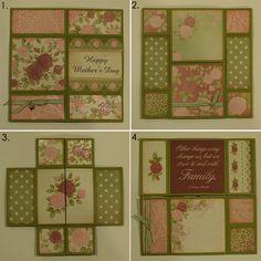 Mother's Day Never Ending Card - Scrapbook.com