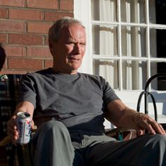Clint Eastwood in Gran Torino (2008) as Walt Kowalski