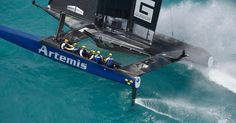 America's Cup 2017 @Bermuda: Louis Vuitton Day 7 Results