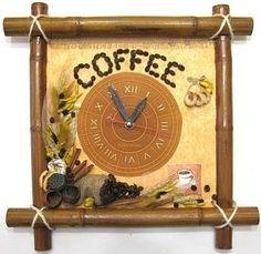 Кофейные часы. Много интересных идей. Обсуждение на LiveInternet - Российский Сервис Онлайн-Дневников