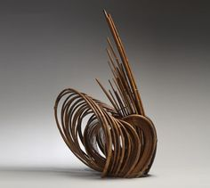 Sculpture from New Bamboo Exhibition