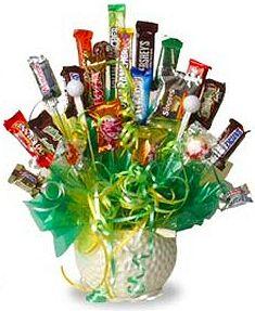 Candy Centerpiece