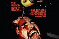 Driller Killer: The Steelbook Blu-Ray) [Edizione: Stati Uniti] [Italia] [Blu-ray] Horror Tale, Horror Films, Horror Movie Posters, Film Posters, Texas Chainsaw Massacre, Horror Artwork, Video New, Classic Films, Thriller