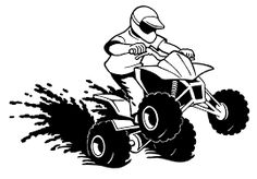 100 best atv clips images on pinterest dirtbikes atv and atvs rh pinterest com honda atv clipart razor atv clip art