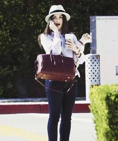 Lucy (Aria) and her perfect ootd