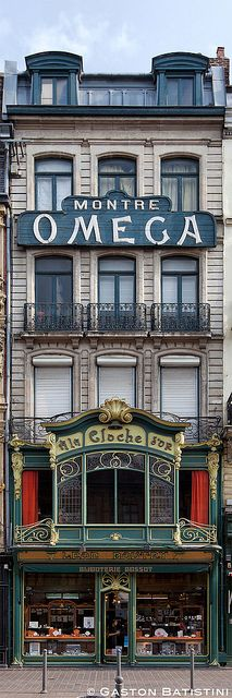 A la cloche d'Or, Rue des Manneliers, Lille, France | Flickr - Photo Sharing!