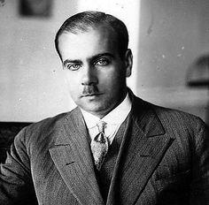 Ignacy Matuszewski, zastępca szefa II odziału Naczelnego Dowództwa WP (wywiadu). W II RP dyplomata, w latach 1929-1931 minister skarbu.