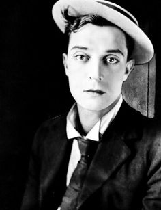 """""""All my life I have been happiest when the folks watching me said to each other, 'Look at the poor dope, wilya?'"""" — Buster Keaton"""
