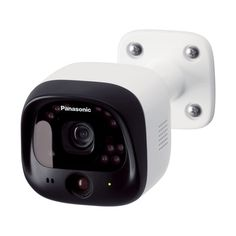Panasonic KX-HNC600W Home Monitoring System Outdoor Camera