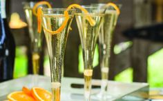 3 Champagne Cocktails To Try This New Year's Eve