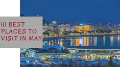 May is quite a great month for traveling around and is the perfect month for traveling with friends and family to make some unforgettable memories. This is the time of the year which is prolifically amazing throwing in the fresh air, vibrant climate and a lifestyle worth living. Here is the list of the popular places to visit in May. #businessclassflights #europetraveling #placestovisitinmay