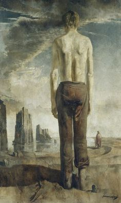 Patrick Hennessy - Exiles Still a very current theme over 70 years on. Dundee, Irish Painters, Artist Biography, Painter Artist, Irish Art, Travel Posters, Painting & Drawing, Sculptures, Drawings