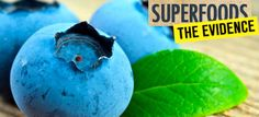 Are blueberries a superfood? - NHS Choices