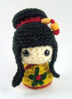 Hey, check out this Crocheting pattern on Craftsy.com: Mei Mei Kokeshi Doll http://www.craftsy.com/pattern/crocheting/toy/mei-mei-kokeshi-doll/2080/?ext=APP_PK_SHARE