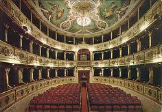Teatro di #Busseto, #Parma #Italy