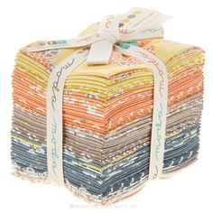 Autumn Woods Fat Quarter Bundle from Missouri Star Quilt Co $119.95 - Oh how I want this!!!