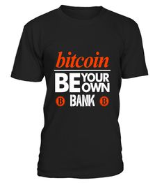 """# Bitcoin Be Your Own Bank Tshirt .  Special Offer, not available in shops      Comes in a variety of styles and colours      Buy yours now before it is too late!      Secured payment via Visa / Mastercard / Amex / PayPal      How to place an order            Choose the model from the drop-down menu      Click on """"Buy it now""""      Choose the size and the quantity      Add your delivery address and bank details      And that's it!      Tags: Whether you're into blockchain, Bitcoin, app…"""