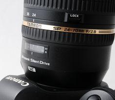 Test du très attendu Tamron SP 24-70 mm f/2,8 DiVC USD !