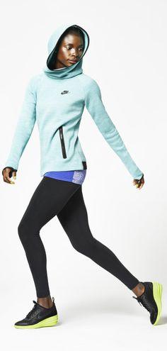New heights. #Nike #hoodie #style