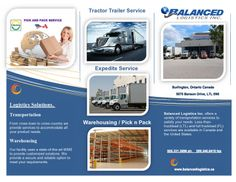#BALANCED LOGISTICS INC. Transportation logistics services to/from Canada and the USA. Transportation Services, Feeling Stuck, Cross Country, Ontario, Canada, Usa, Cross Country Running, U.s. States, America