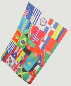 banderas de todos los paises impresas en sublimacion, banderas corporativas de empresas y personalizadas.