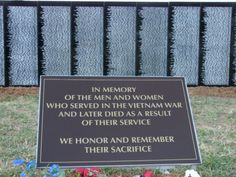 Vietnam Memorial Wall, DC