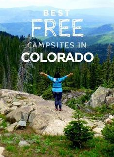 Free Campsites in Colorado Camping season is here! Find out the best places to camp for free in Colorado!Camping season is here! Find out the best places to camp for free in Colorado! Camping Bedarf, Camping Places, Camping With Kids, Family Camping, Campsite, Outdoor Camping, Camping Ideas, Camping Tricks, Camping Essentials