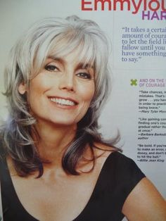 Emmylou Harris age Love Your Grey Hair / Gray is the New Blonde Ageless Beauty, Aging Gracefully, Grey Hair, Grey Blonde, Hair Dos, Cute Hairstyles, Hair Inspiration, Short Hair Styles, Hair Makeup