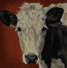 denise rich cow paintings | ... Denise Rich, specializing in cow paintings and commissions from client