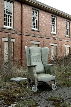 West Park Mental Hospital | Abandoned Britain - Photographing Ruins