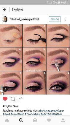 49 Ideas Makeup Ideas Step By Step Eyeshadows Hazel Make Up Hazel Eye Makeup, Smoky Eye Makeup, Eye Makeup Steps, Makeup For Green Eyes, Eyeshadow Makeup, Eyeshadows, Makeup Inspo, Makeup Inspiration, Makeup Tips