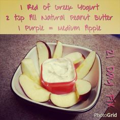 devil fruits healthy fruit dip with yogurt