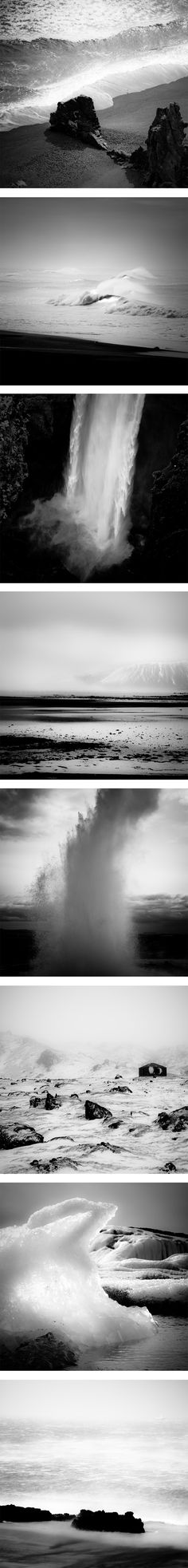 ABSTRACT LANDSCAPES – Iceland // A photo series by NORTHLANDSCAPES, @JanWaider – Unique and authentic imagery of Nordic landscapes.