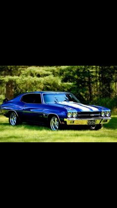 SS Chevelle!!!