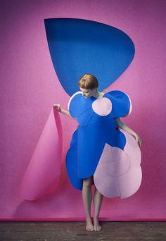 Idoménée Fashion Book S/S 2013  Comme des Garçons by Sophie Delaporte