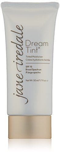 Jane Iredale Dream Tint Moisture Tint SPF 15 - Light - 59ml/1.7 oz ** Check out the image by visiting the affiliate link Amazon.com on image.
