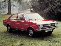 Audi 80...my first front wheel drive car...it was in a poo brown color and very rusty ...but boy was it fast !!!