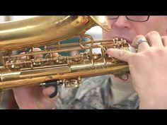 USArmyFieldBand: Sticky Keys: Saxophone Instrument Repair.