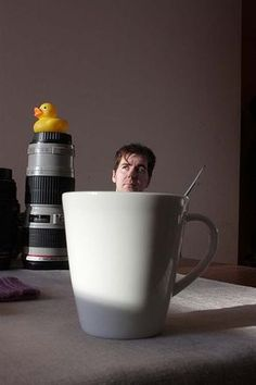 Fotos mit erzwungenen Perspektiven - Anschauen und nachmachen...