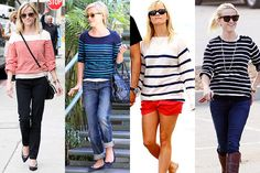 I have admired Reese Witherspoon's style for some time.  I think this site sums-up her style quite nicely while not focusing too much on current trends.