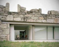 Stunning Stone House in Rural Portugal - Nuno Brandão Costa